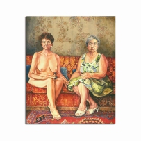 Julia Teale, Binah the understanding and Madim the Vehement Strength 1988