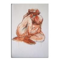 Julia Teale, Nikki crouched
