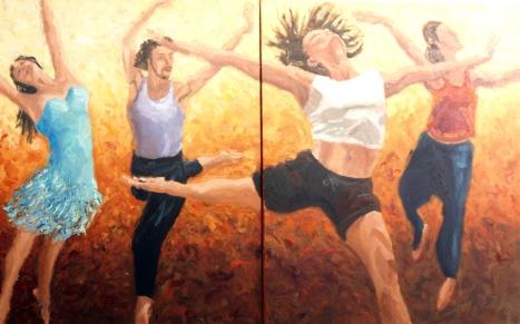 The Dance, Barbara Lewis
