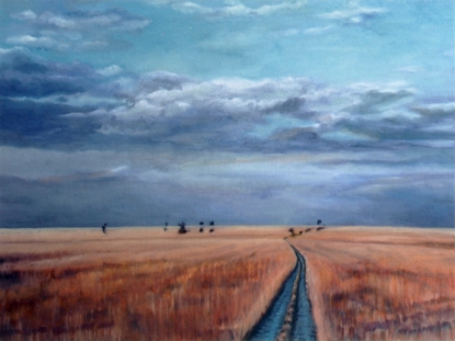 Kalahari Journey, Clare Burgess