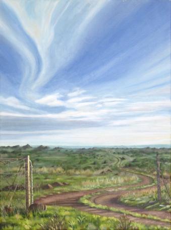 Karoo Journey, Clare Burgess