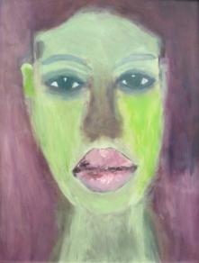 Mask: Angelina, Melanie Widan