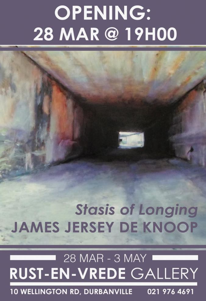 James de Knoop Stasis of Longing